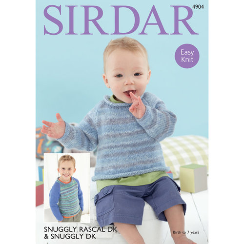 Sirdar 4904 Sweaters PDF - Download (4904)
