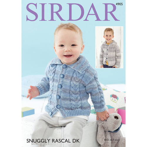 Sirdar 4905 Cardigans - Download (4905)