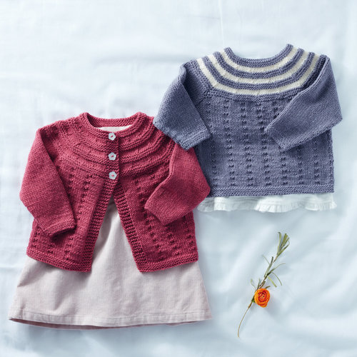 Sirdar 5291 Cardigan and Pullover in Snuggly DK PDF -  ()