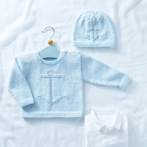 Sirdar 5321 Pullover and Hat in Soothing PDF -  ()