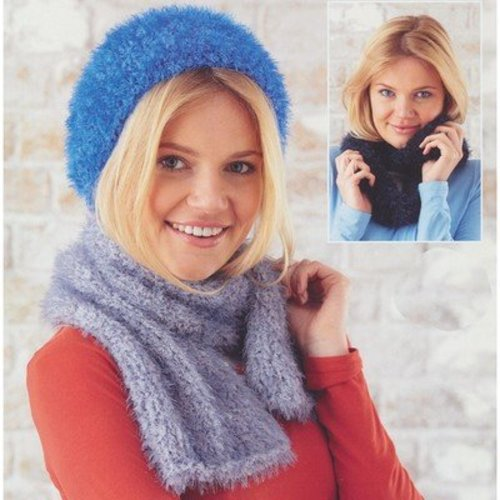 Sirdar 7783 Hat, Scarf and Snood -  ()