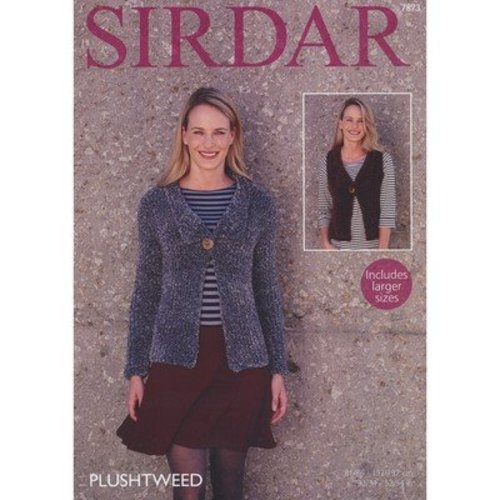 Sirdar 7873 Plushtweed -  ()
