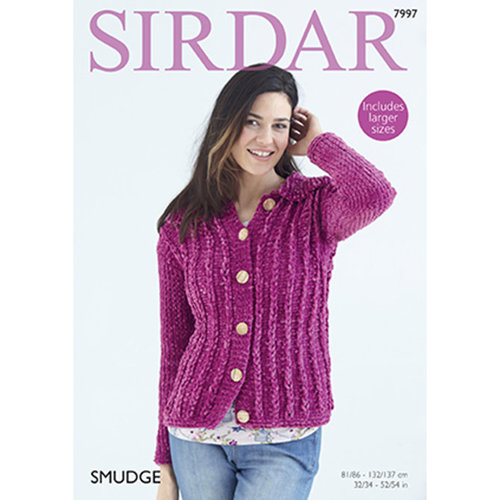 Sirdar 7997 Woman's Jackets -  ()