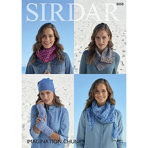 Sirdar 8058 Accessories -  ()