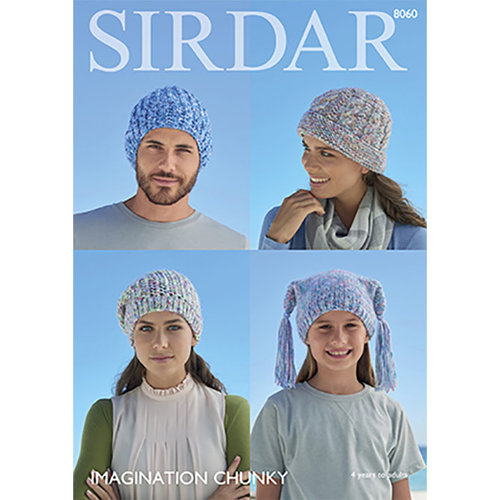 Sirdar 8060 Family Accessories -  ()