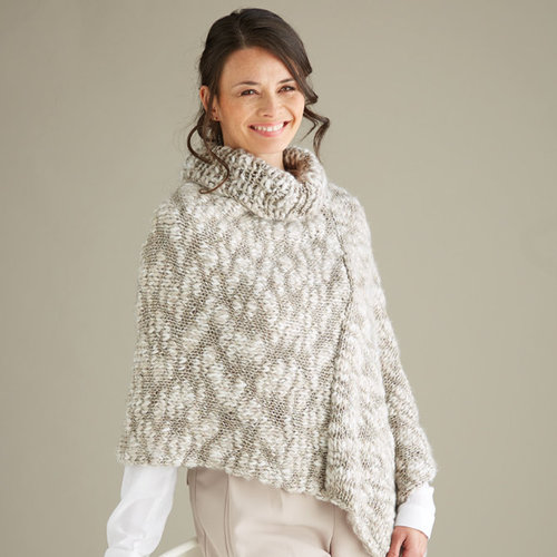 Sirdar Poncho 10019 Kit - Small (01)