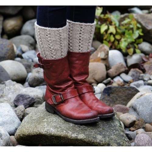 Skacel Lacy Boot Cuffs (Free) -  ()