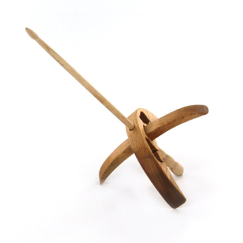 Snyder Spindles Sheep Cut Out Turkish Spindles - Maple (MAPLE)