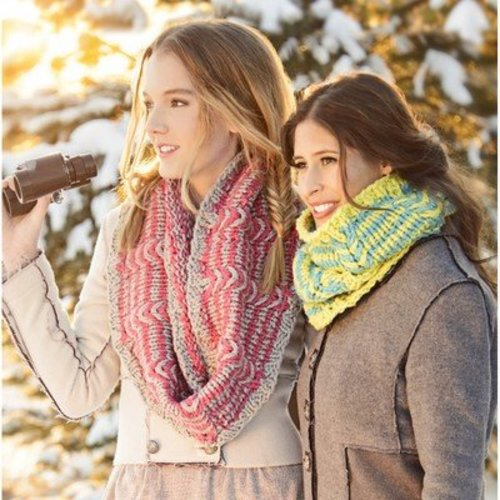 Spud & Chloe by Blue Sky Fibers 9220 Wing Tip Cowl PDF - Download (9220PDF)