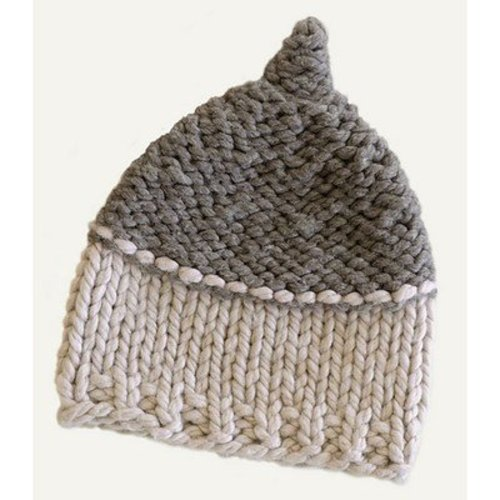 Spud & Chloe by Blue Sky Fibers Acorn Hat PDF -  ()
