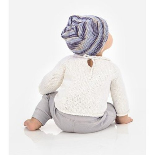 Spud & Chloe by Blue Sky Fibers Pint-Sized Pullover PDF -  ()