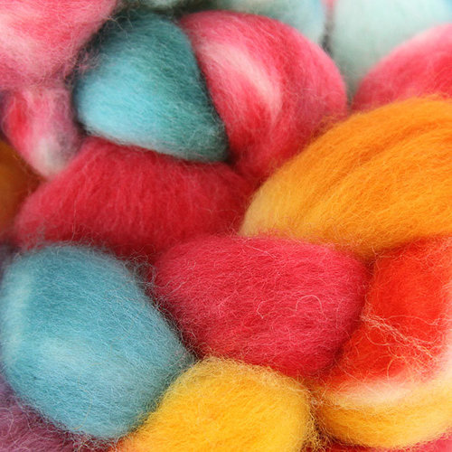 Spunky Eclectic BFL Combed Top -  ()