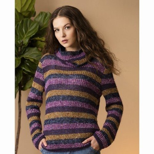 Stacy Charles Fine Yarns Battery Park Pullover & Cowl -  ()