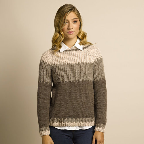 Stacy Charles Fine Yarns Belmont Pullover PDF -  ()