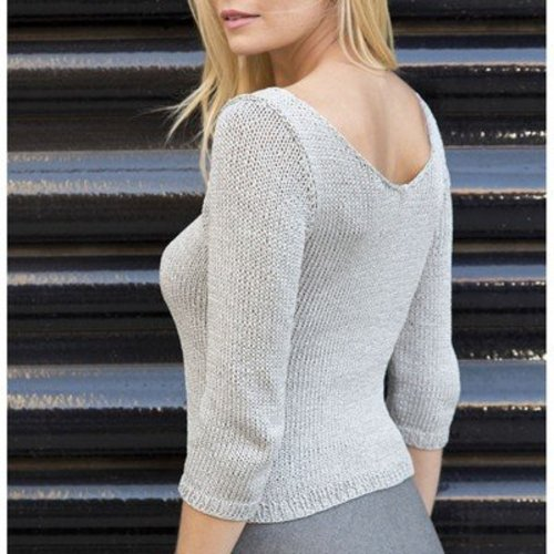 Stacy Charles Fine Yarns Dogwood Pullover PDF -  ()