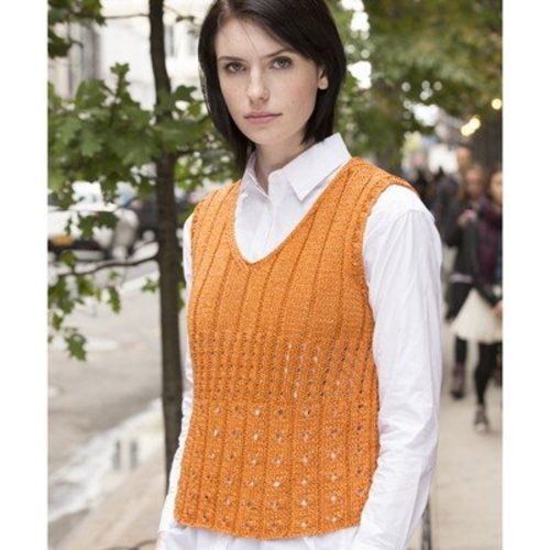 Stacy Charles Fine Yarns Greenwich Vest PDF -  ()