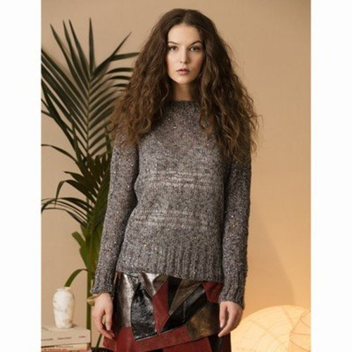 Stacy Charles Fine Yarns Greenwich Village Pullover PDF -  ()