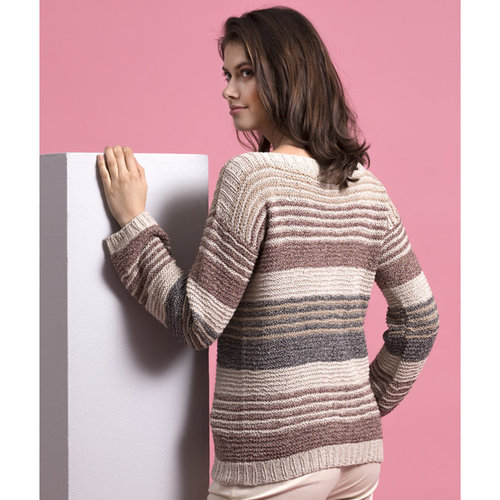 Stacy Charles Fine Yarns Harley Pullover PDF -  ()