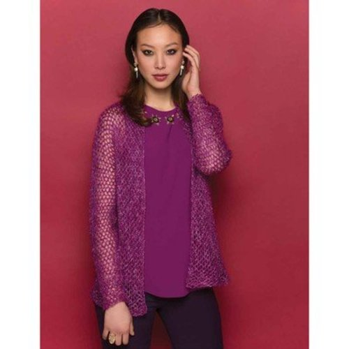 Stacy Charles Fine Yarns Izabel Cardigan PDF -  ()