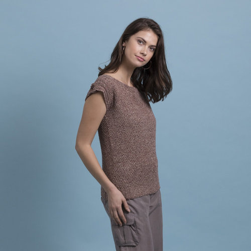 Stacy Charles Fine Yarns Nell Top PDF -  ()