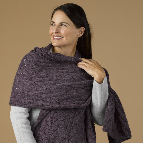 Stacy Charles Fine Yarns Padma Wrap PDF -  ()