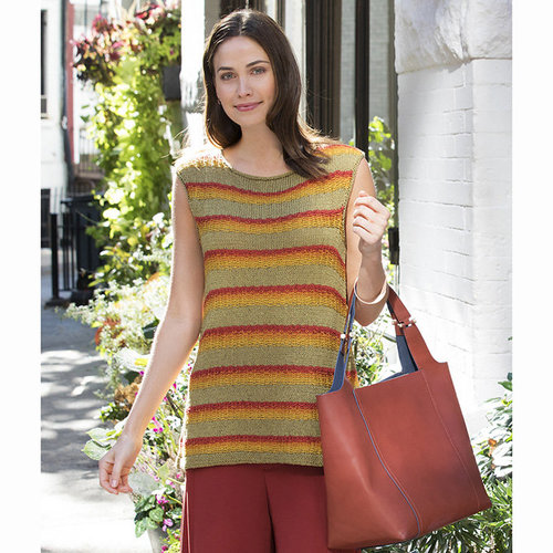 Stacy Charles Fine Yarns Perry Tunic PDF -  ()