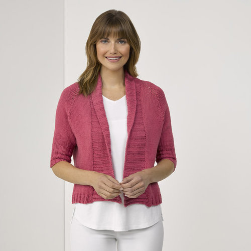 Stacy Charles Fine Yarns Prudence Cardigan PDF -  ()