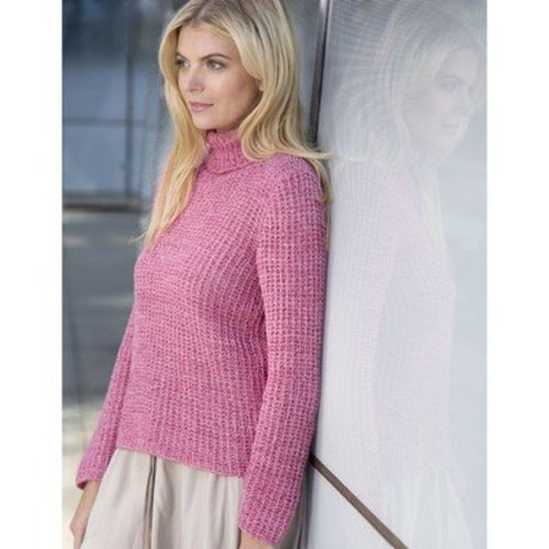 Stacy Charles Fine Yarns Quince Turtleneck PDF -  ()