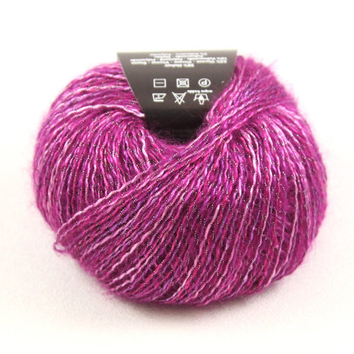 Stacy Charles Fine Yarns Ritratto - Fuchsia Fusion (136)
