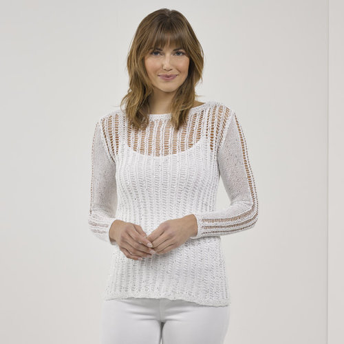 Stacy Charles Fine Yarns Selby Pullover PDF -  ()