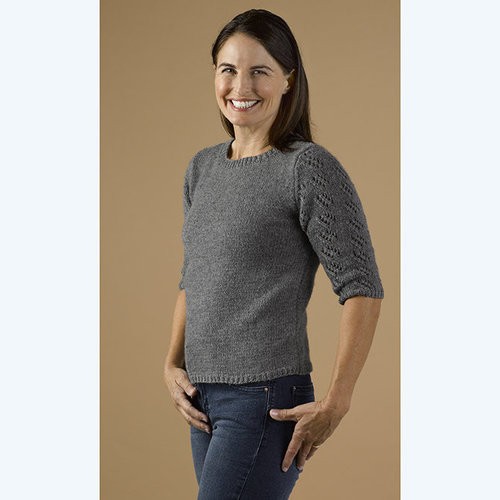 Stacy Charles Fine Yarns Silvia Pullover PDF -  ()