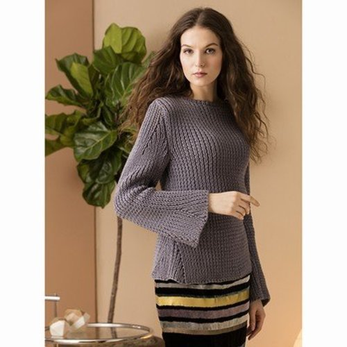 Stacy Charles Fine Yarns Soho Pullover PDF -  ()