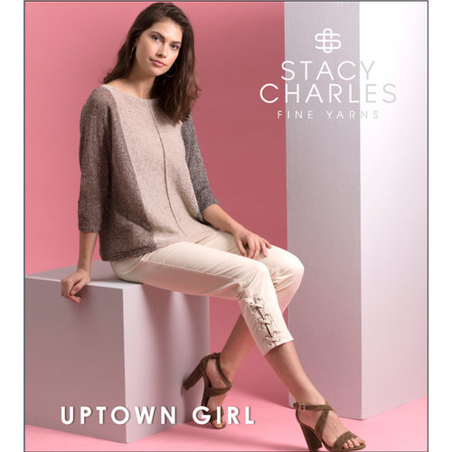 Stacy Charles Fine Yarns Spring/Summer 2018 (Uptown Girls) - Download (EBOOK)