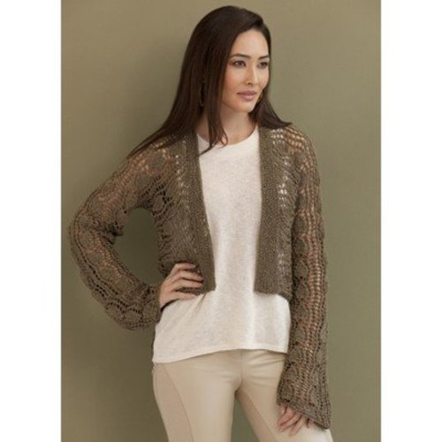 Stacy Charles Fine Yarns Stacey Hi-Lo Cardigan PDF -  ()