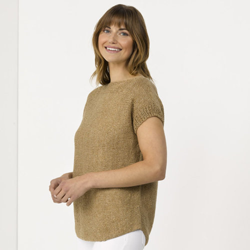 Stacy Charles Fine Yarns Stonecrop Top PDF -  ()