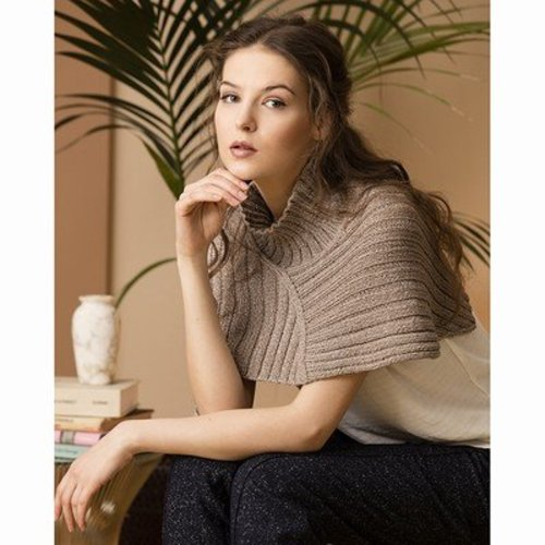Stacy Charles Fine Yarns Tribeca Capelet PDF -  ()