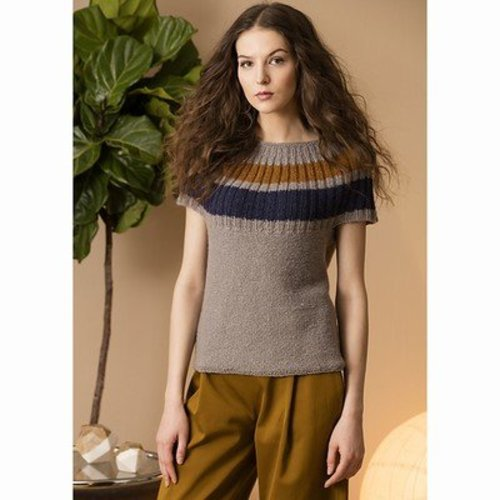 Stacy Charles Fine Yarns Union Square Top PDF -  ()