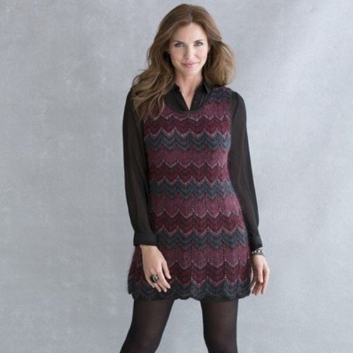Stacy Charles Fine Yarns Viviane Tunic PDF -  ()