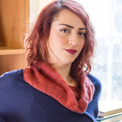 Steppingstone Fiber Creations Andean Dawn Cowl Kit -  ()