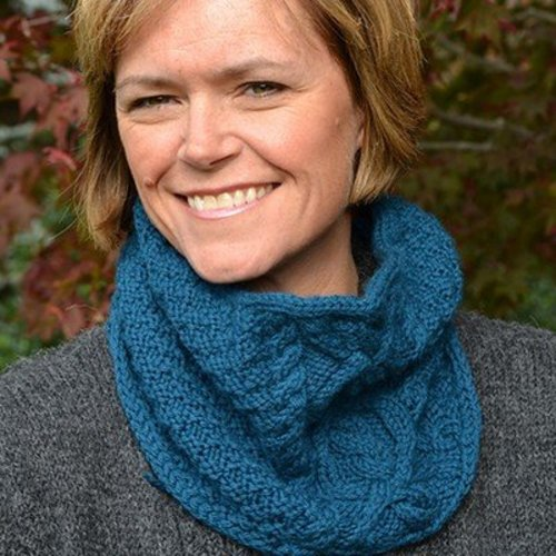 Steppingstone Fiber Creations Brookfield Cowl PDF -  ()