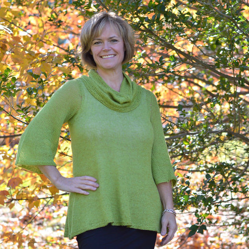 Steppingstone Fiber Creations Hillsboro Pullover PDF -  ()