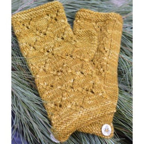 Steppingstone Fiber Creations Midway Mitts PDF -  ()