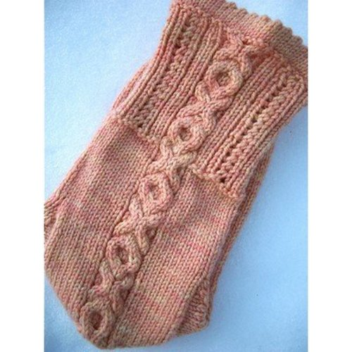 Steppingstone Fiber Creations Socks, With Love PDF -  ()