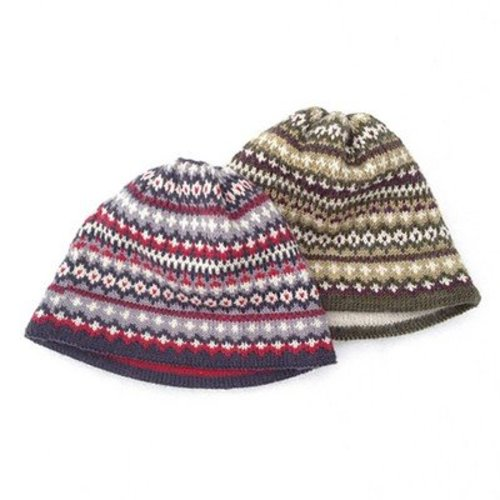 Steppingstone Fiber Creations Waterville Hat PDF -  ()