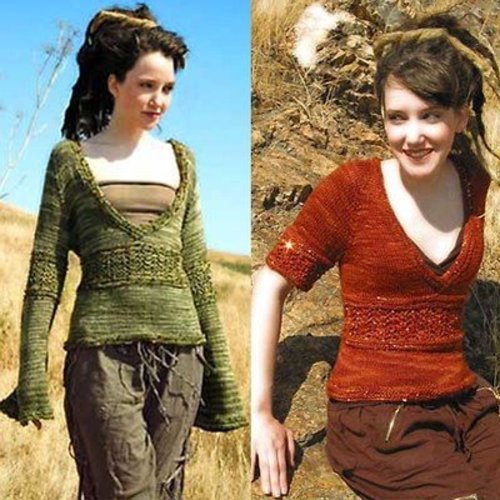 Stitch Diva 26 Simple Knitted Bodice -  ()