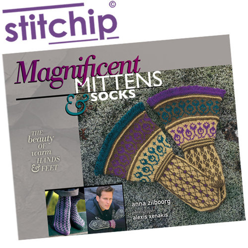 Stitchips Magnificent Mittens & Socks -  ()