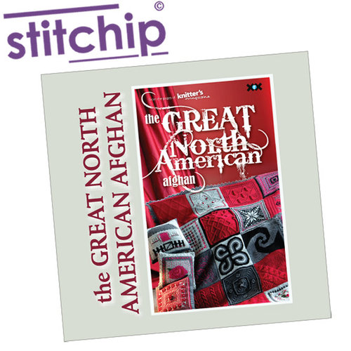 Stitchips The Great North American Afghan -  ()