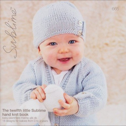 Sublime 665 The Twelfth Little Sublime Hand Knit Book -  ()