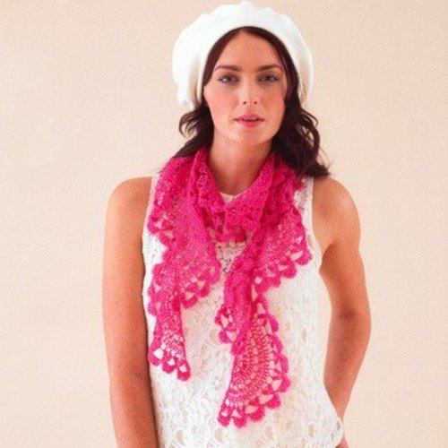Sublime 675 The Extra Fine Merino Lace Accessories Book -  ()