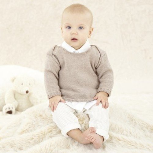 Sublime 677 The Fourth Irresistibly Sublime Baby 4 Ply Handknit Book -  ()